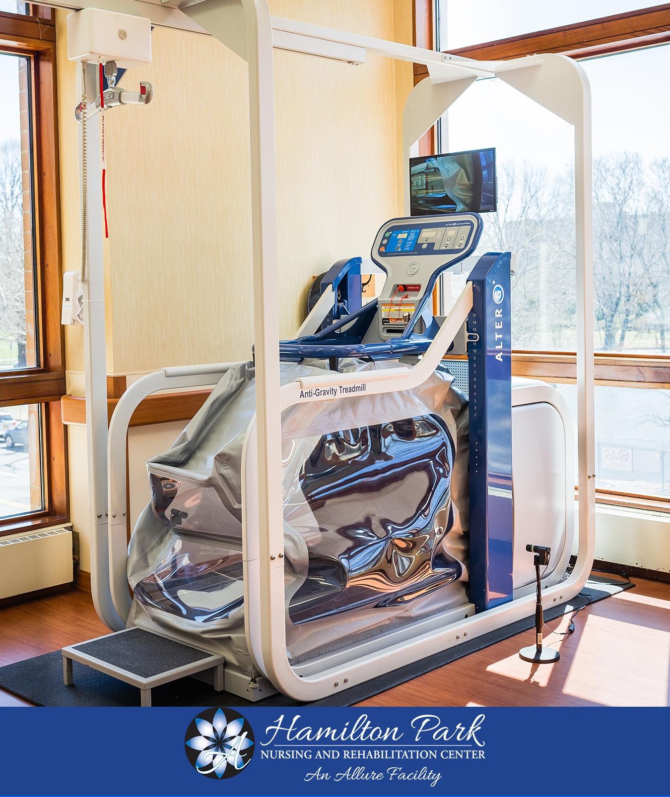 AlterG Anti Gravity Treadmill